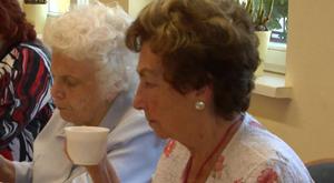 Die Seniorengruppe des Mehrgenerationenhauses Apolda