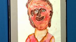 Seniorenmaler im Sophienhaus