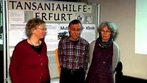 Die Tansania-Hilfe Erfurt