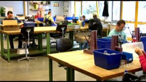Die Werkstatt für behinderte Menschen Apolda