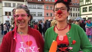 10 Jahre Clowns-Treffen in Weimar