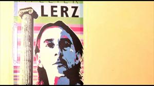 Der Erfurter Künstler Gunther Lerz