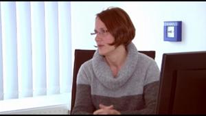 Die Haftpsychologin in der Jugendstrafanstalt Arnstadt